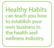 Healthy Habits Career Opportunity